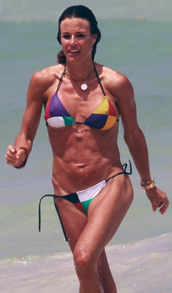 Kelly Bensimon, liposuction, cosmetic surgery, celebrities, entertainment, beauty