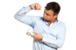 laser lipo for excessive sweating